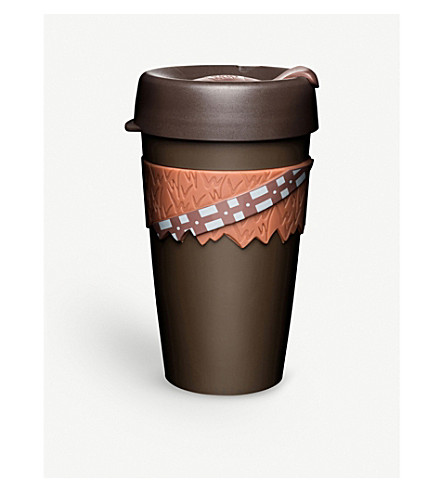 KEEPCUP Star Wars Darth Vader reusable longplay coffee cup 340ml