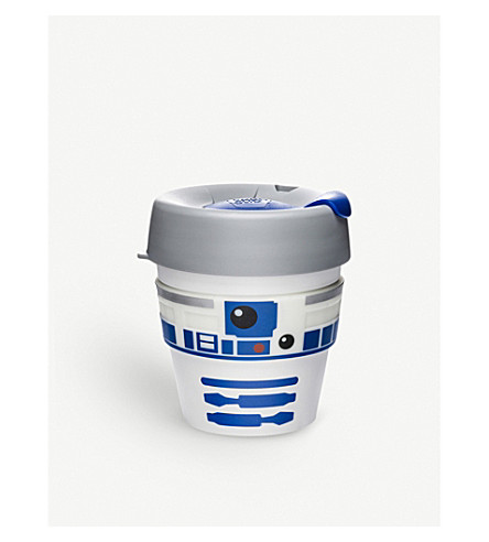 KEEPCUP Star Wars R2-D2 reusable coffee cup 227ml