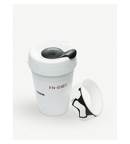 KEEPCUP Star Wars Stormtrooper reusable coffee cup 340ml