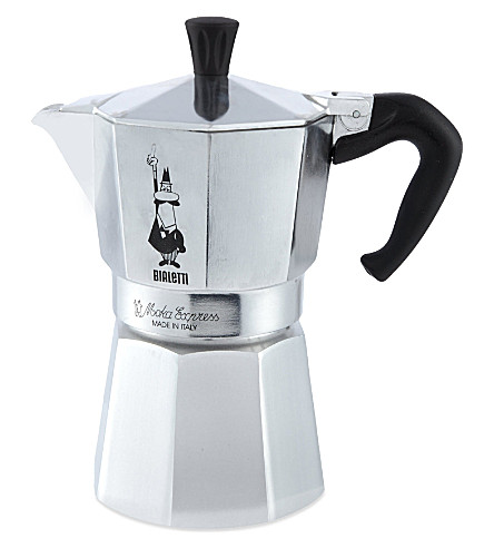 BIALETTI Espresso maker four-cup