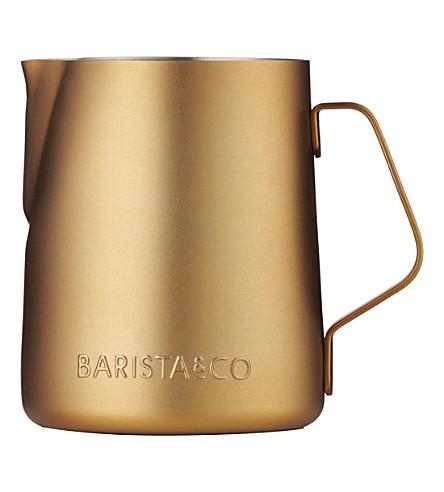 咖啡师 & CO 牛奶罐 350 毫升