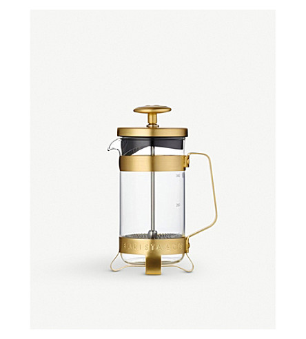 BARISTA & CO 3 cup coffee plunge pot