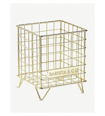 BARISTA & CO Mesh pod cage