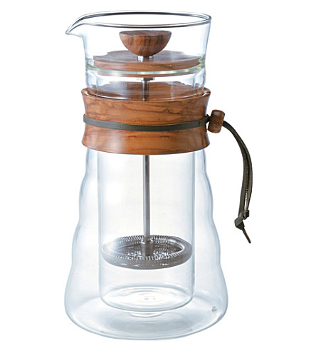HARIO Double Wall coffee press 400ml