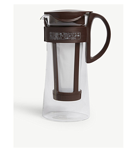 HARIO Mizudashi coffee pot mini 600ml