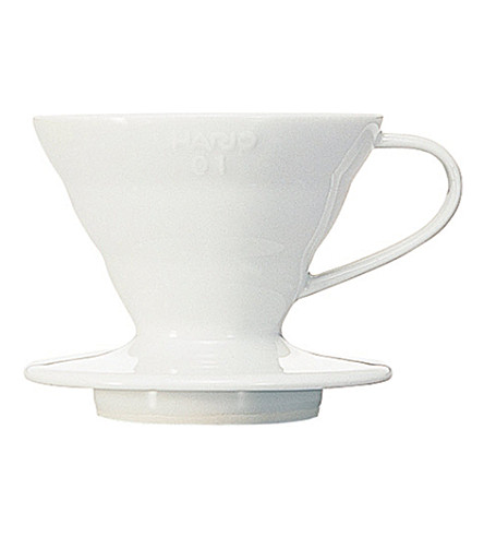 HARIO V60 01 ceramic Coffee Dripper