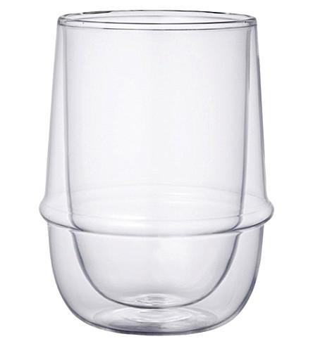 KINTO KRONOS Iced Tea Glass