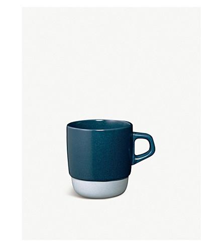 KINTO SCS porcelain stacking mug
