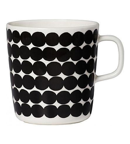 MARIMEKKO Oiva/Räsymatto stoneware mug