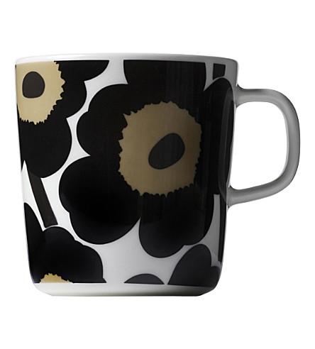 MARIMEKKO Oiva/Unikko stoneware mug