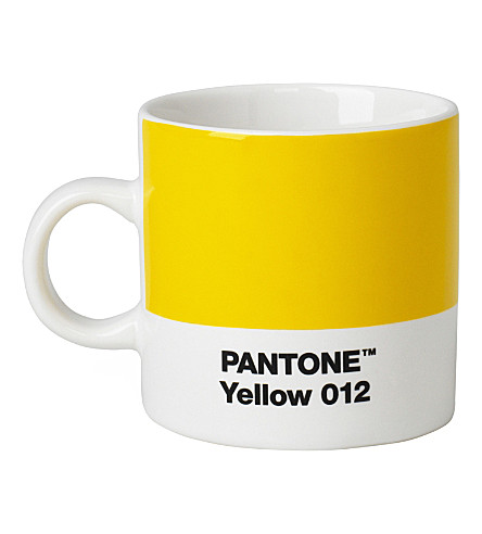 PANTONE Bone China espresso cup
