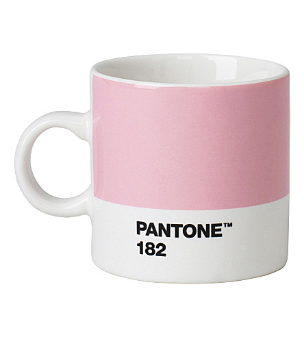 PANTONE Bone China espresso cup
