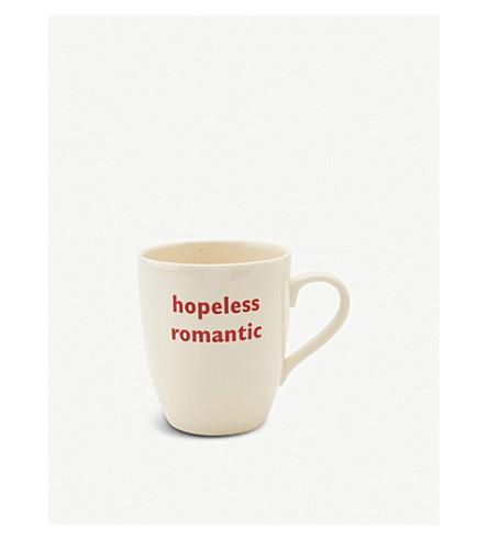 THE BIG TOMATO COMPANY Hopeless Romantic mug