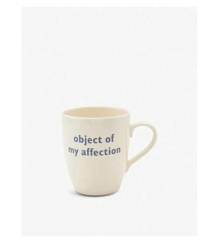 THE BIG TOMATO COMPANY Object of my Affection mug