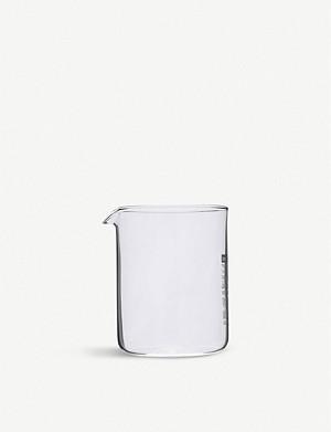 BODUM Spare four-cup glass beaker