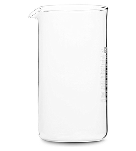 BODUM Spare eight-cup glass beaker