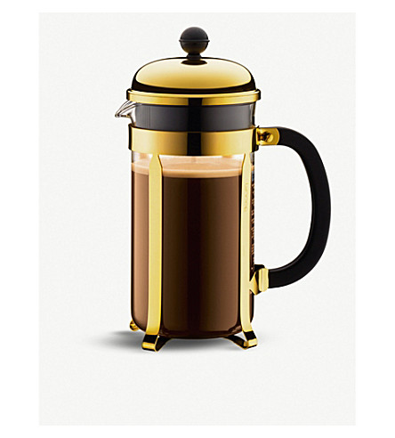 BODUM Chambord French press coffee maker 1L
