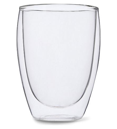 BODUM Pavina 双壁玻璃350毫升