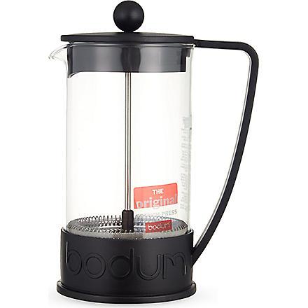BODUM Brazil French 8 cup press coffee maker (Black