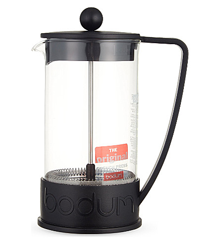 BODUM Brazil French 8 cup press coffee maker (Black