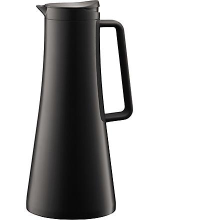 BODUM Bistro thermal jug (Black