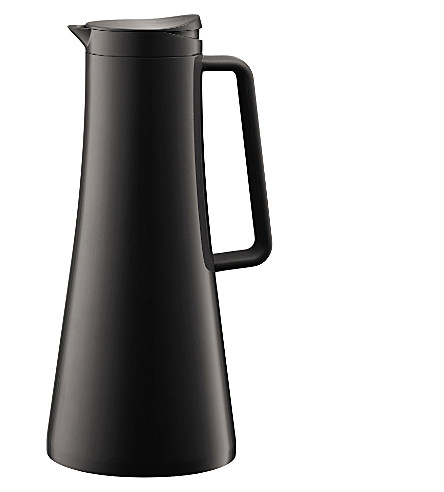 BODUM Bistro thermal jug (Black