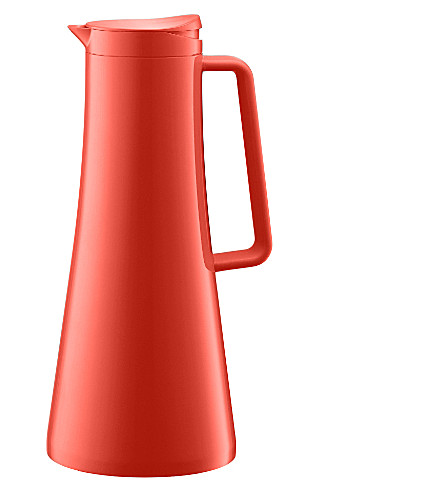 BODUM Bistro thermal jug (Red