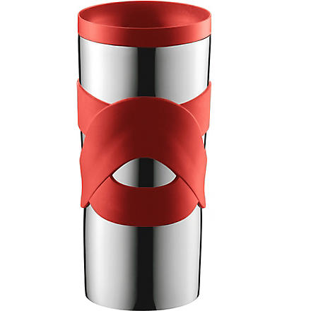 BODUM Vacuum travel mug (Red