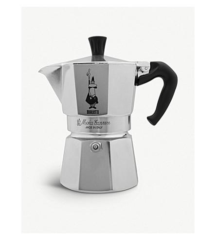BIALETTI Espresso maker three-cup