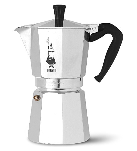 BIALETTI Espresso maker nine cup