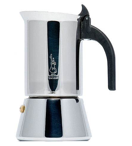 BIALETTI Venus induction four-cup espresso maker