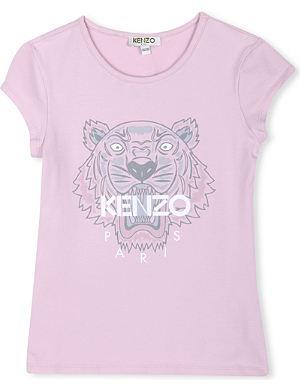 KENZO Tiger t-shirt 4-16 years