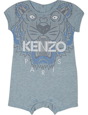 KENZO Tiger playsuit 1-18 months