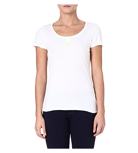 PRINCESSE TAM TAM Cotton t-shirt (White
