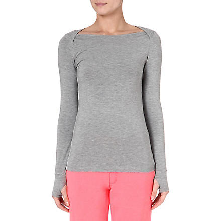 PRINCESSE TAM TAM Yrela top (Grey
