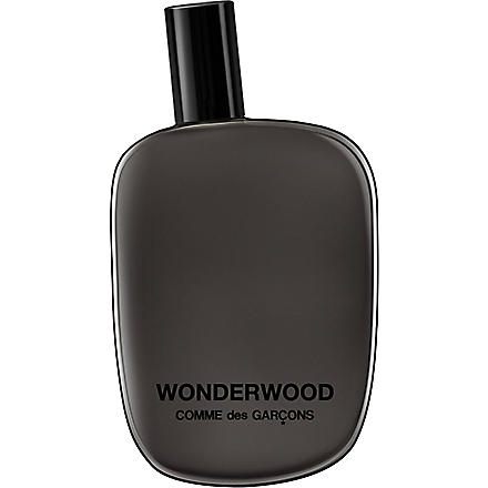 COMME DES GARCONS Pocket Collection Wonderwood eau de parfum 25ml