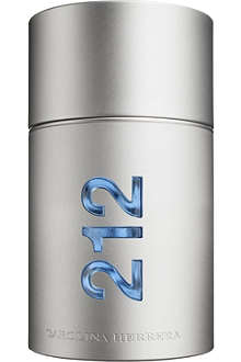 CAROLINA HERRERA 212 Man eau de toilette 50ml
