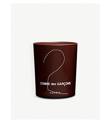 COMME DES GARCONS 2 fragranced candle