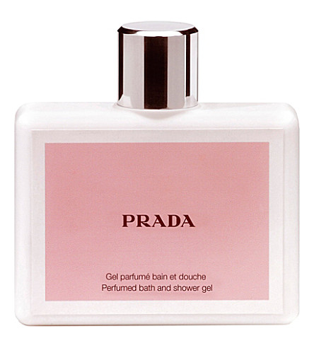 PRADA Amber perfumed bath and shower gel 200ml