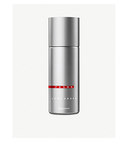 PRADA Luna Rossa natural deodorant spray