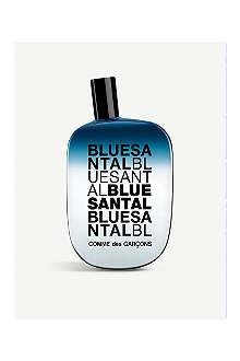 COMME DES GARCONS Blue Santal eau de parfum 100ml