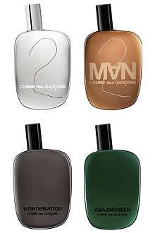 COMME DES GARCONS Comme des Garçons eau de parfum pocket set 4 x 25ml