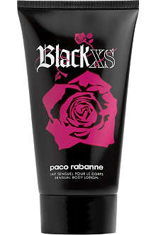 PACO RABANNE Black XS body lotion 200ml