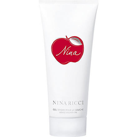 NINA RICCI Nina bath and shower gel 200ml