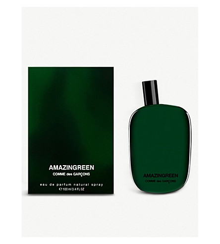 COMME DES GARCONS Amazingreen 香水天然喷雾剂