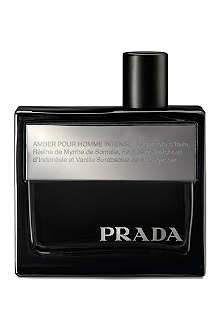 PRADA Amber Homme Intense eau de parfum