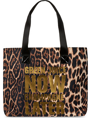JUICY COUTURE Graphic sport tote