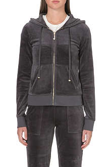 JUICY COUTURE Bling zip hoody