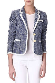 JUICY COUTURE Tweed blazer