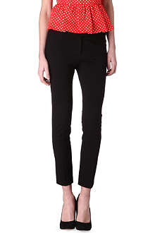 JUICY COUTURE Ponte jersey trousers